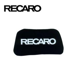 RECARO ヘッドパッド ベロアブラック 7217082