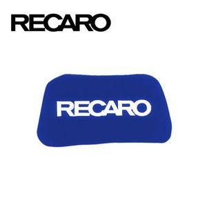 RECARO ヘッドパッド ベロアブルー 7217083