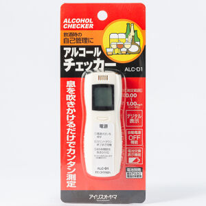 アルコールチェッカー ALC-D1