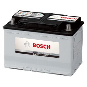 BOSCH シルバー X バッテリー/欧州車用/SLX-7F