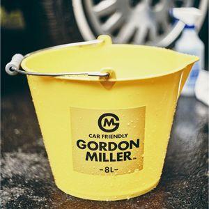 GORDON MILLER ラバーバケツ 8L イエロー