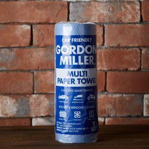 GORDON MILLER マルチペーパータオル 60カット×1ロール