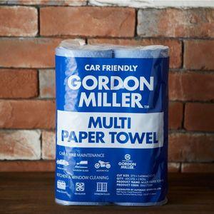 GORDON MILLER マルチペーパータオル 60カット×2ロール