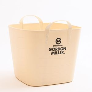 GORDON MILLER baquet M 25L ホワイト×グレー