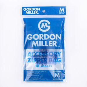 GORDON MILLER アクセサリーバッグ Mサイズ 18枚入り