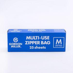 GORDON MILLER マルチジッパーバッグ Mサイズ 25枚入り
