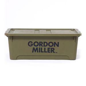GORDON MILLER スタッキングストレージボックス L オリーブドラブ