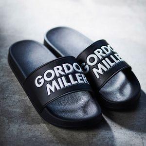GORDON MILLER SHOWER SANDAL S ブラック