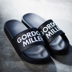GORDON MILLER SHOWER SANDAL M ブラック