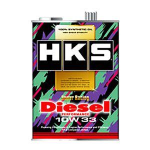 HKS SUPER RACING DIESEL 10W33 4L 合成油