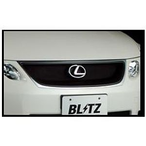 BLITZ フロントグリル カーボン製 60109 レクサス GS430 GS450h GS350 受注生産