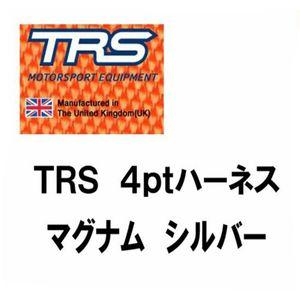 TRS 4ptハーネス マグナム シルバー