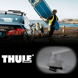 THULE 取付キット KIT1438 トヨタ カムリ(AVV50)