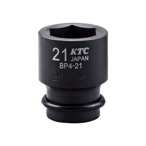 KTC BP4-17P 12.7sq.インパクトレンチ用ソケット 標準 ピン・リング付