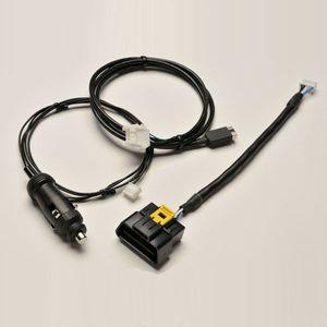Defi スマートアダプター接続用OBD2ハーネスセット/DF12402