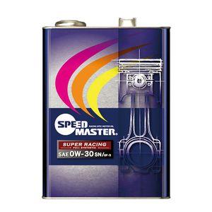 SPEED MASTER SUPER RACING 0W-30/4L 化学合成油