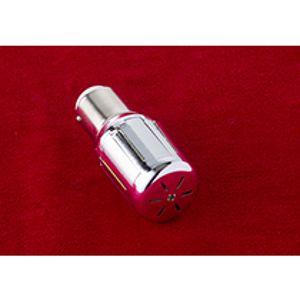 Valenti ジュエルLED クロームバルブ S25 クールホワイト6500 LC08-S25-60