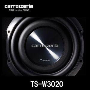 carrozzeria サブウーファー/30cm/TS-W3020