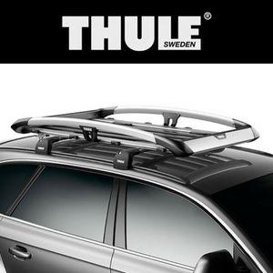 THULE 824 キャリアバスケット Thule Trail 160×100cm