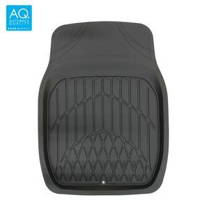 AQ お手入れ簡単3Dマット カーマット ブラック フロント用