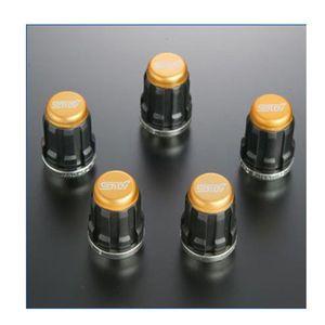 STI ホイールナットセット ゴールドキャップ ST28170ST010 スバル インプレッサ