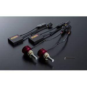 Valenti ジュエルLED ヘッド&フォグバルブ デラックス3800シリーズ 5500k PSX24 LDJ56-PSX24-55