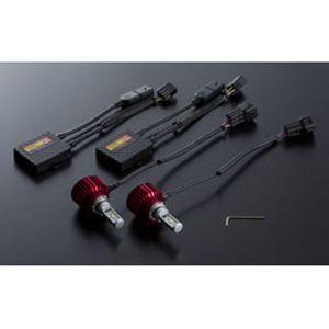 Valenti ジュエルLED ヘッド&フォグバルブ デラックス3800シリーズ 5500k PSX26 LDJ58-PSX26-55