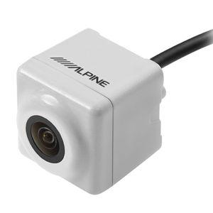 ALPINE HCE-C1000D-W アルパイン製カーナビ専用 HDRバックビューカメラ パールホワイト