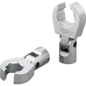 TONE フレックスクロウフットレンチ 14mm