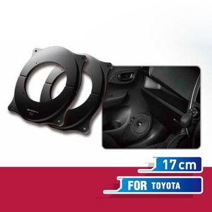 carrozzeria 高音質インナーバッフル スタンダードパッケージ 17cm UD-K5213 トヨタ車用