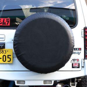 APIO スペアタイヤカバー 3013-S3 黒無地 スズキ ジムニー JB64W