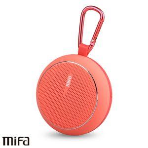 【アウトレット品】  BELEX COLLECTION Mifa Bluetoothスピーカー 3W Mubit2 レッド BL-F1-RD