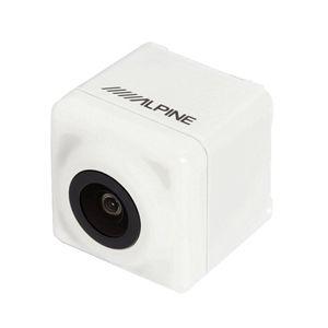 ALPINE HCE-C1000D-AV-W HDRバックビューカメラパッケージ パールホワイト 30系アルファード/30系ヴェルファイア専用