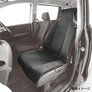 AQ 防水素材のシートカバー BS-01 ブラック フロント用1枚