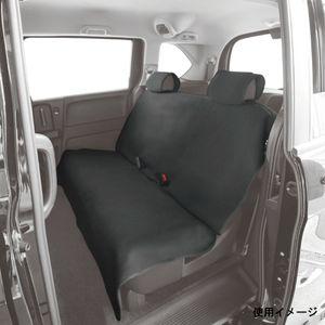 AQ 防水素材のシートカバー BS-02 ブラック リア用