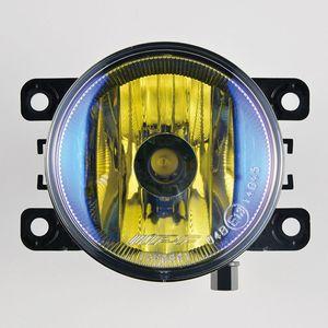 IPF 軽量ハロゲンフォグランプ H8-12v 35W ゴールドレンズ 1個入 101FLG