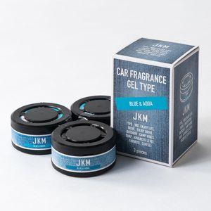 JKM ソリッド芳香剤3P ブルー&アクア 3個パック