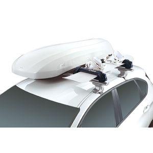 INNO XA928 グラヴィティ ハーフ フォー エアロベース ルーフキャリア ブラック
