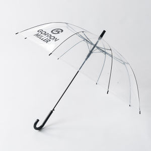 GORDON MILLER ジャンプ傘 60cm ブラック