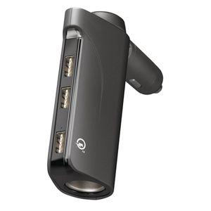 USB電源 3ポート クイックチャージ3.0対応+ソケット CZ428