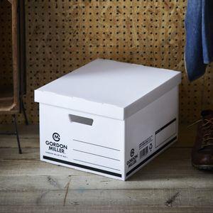 GORDON MILLER PPボックス L ブラック