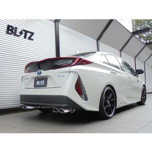 BLITZ ニュルスペック VSマフラー Quad Model 63542 トヨタ プリウスPHV