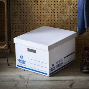 GORDON MILLER PPボックス L ブルー