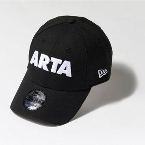 NEWERA 940 ARTA キャップ ブラック×ホワイト