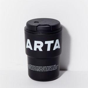ARTA ダブルウォールタンブラー ふた付き 340ml 2018