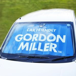 GORDON MILLER サンシェード ジャンボ GMS-02 ブルー
