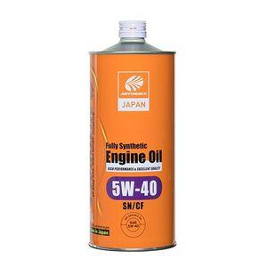 Autobacs エンジンオイル/5W40/SN/CF/1L 全合成油