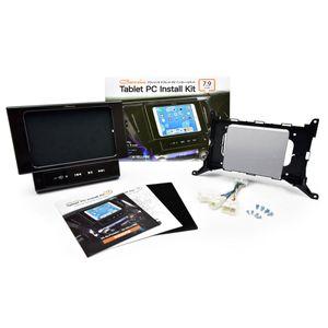 Clazzio タブレットPC インストールキット 30アルファード/ヴェルファイア iPad mini用
