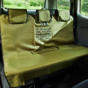 JKM 防水シートカバー オリーブドラブ リア用 巾着袋付