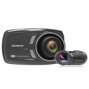 PAPAGO GoSafe S36GS1 前後2カメラタイプ ドライブレコーダー